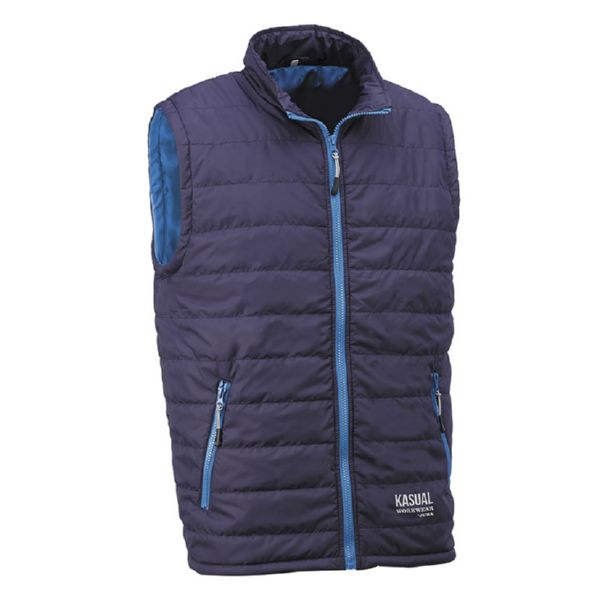 CHALECO DISCOVERY 100% POLIESTER TALLA M